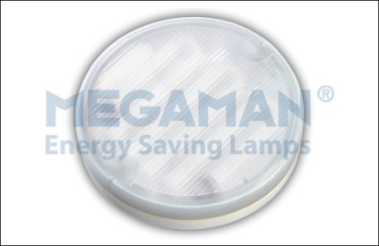 Ikona: AKCE A LED downlight 7W/NIL GX53 2800K 520lm ND 15Y LR3307 GX53 Megaman