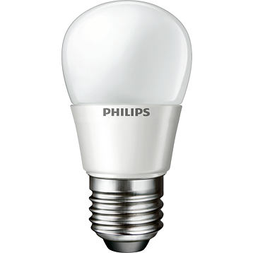 Ikona: AKCE A LED PHILIPS PHILIPS LED lustre 2,7W/25W E14 250lm 2700K ND 15Y opal BL