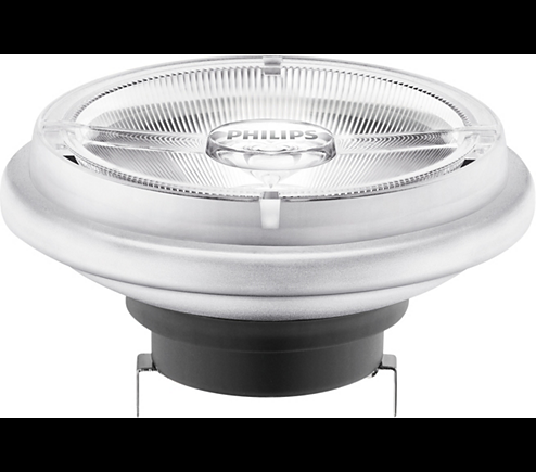 Ikona:   AKCE LED žárovka PHILIPS LED MASTER reflector AR111 15W/75W G53 927 NIL/24° Dim 40Y  Philips